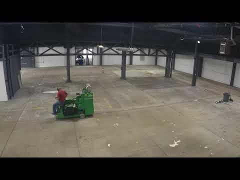 Floor Sanding Timelapse | Vintage Underground