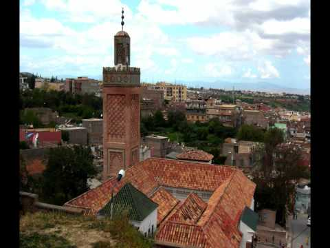 Tlemcen - Algeria   : La ville impériale (VIDEO HD)