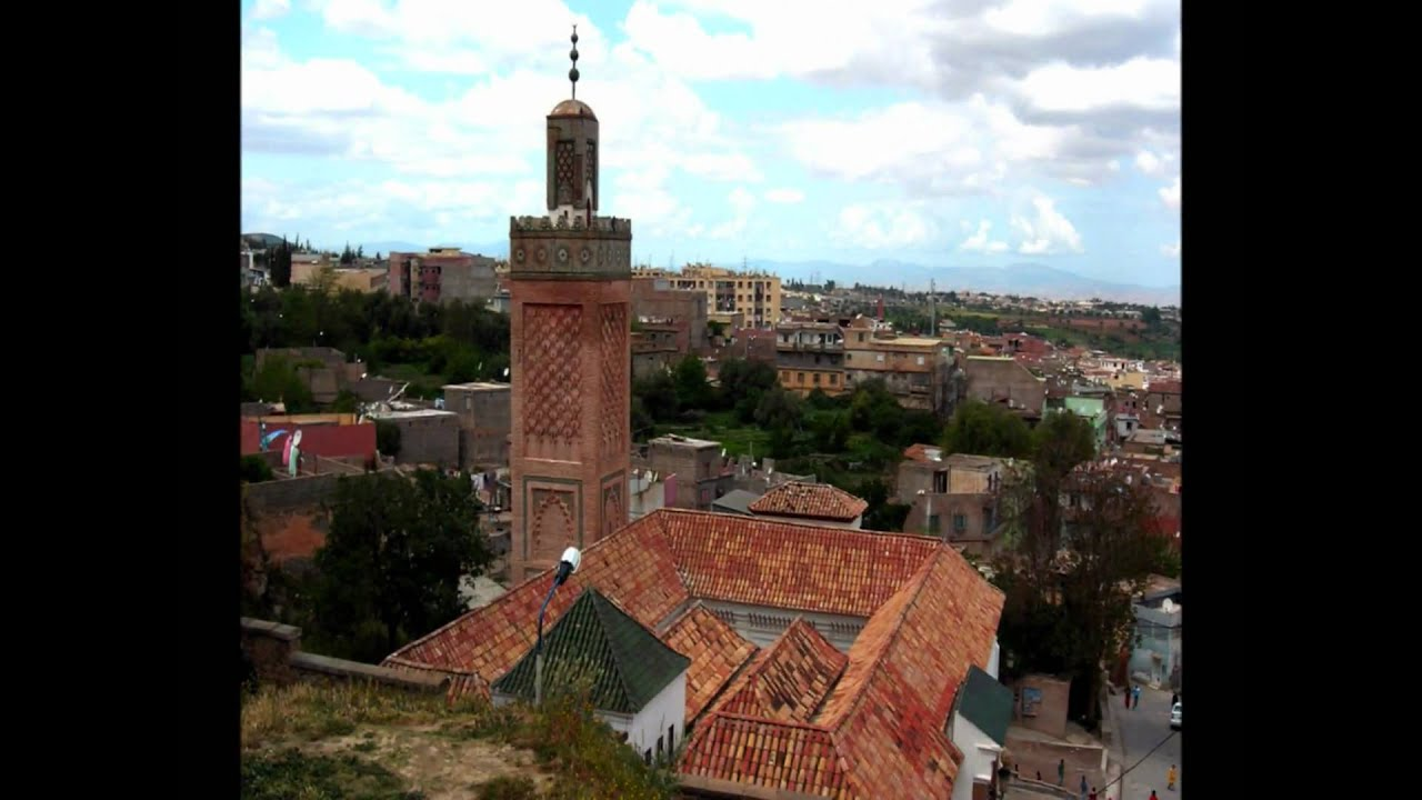 Tlemcen Algeria  city pictures gallery : Tlemcen Algeria : La ville impériale VIDEO HD YouTube