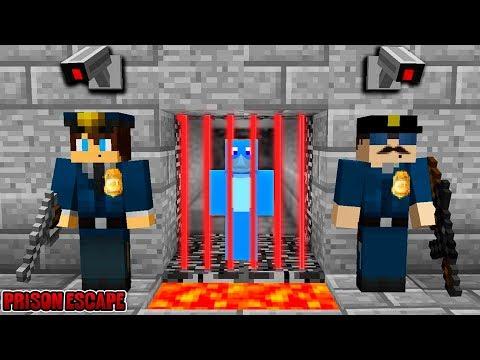 WORLDS HARDEST JAIL BREAK !! Minecraft w/ Sharky