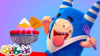 Oddbods  🔴   Festa Del Gelato E Dolcetti  🔴  Cartoni Animati Divertenti per Bambini