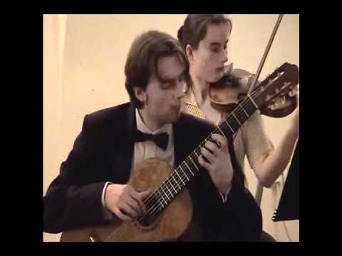J.S.Bach Guitar Concerto BWV 1052