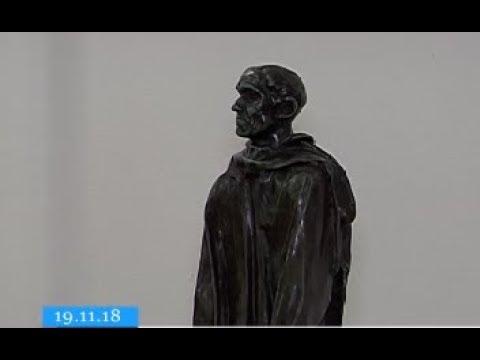ТРК ВіККА: Скульптурами Родена в Черкасах рятують художню школу
