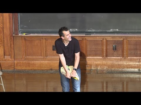 CS50 2018 - Lecture 0 at Yale - Computational Thinking