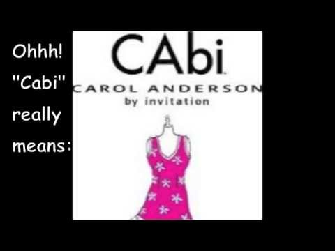 What is a Cabi Party YouTube – Cabi Party Invitation