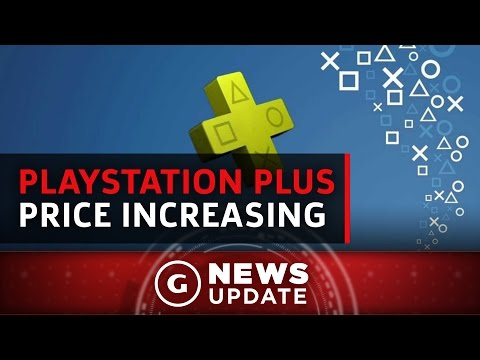 Playstation Plus Subscription Price Increasing Gs News