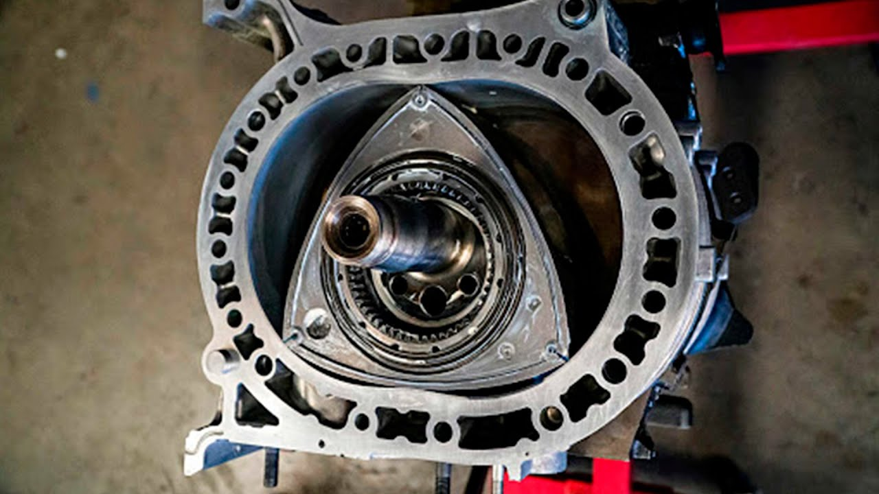¡¡ABRIMOS los ROTORES del motor ROTATIVO!! Mazda 13B 231cv!! ||  Rotary power!!!🚙🚙