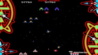 Gambar cover Old Skool Galaga