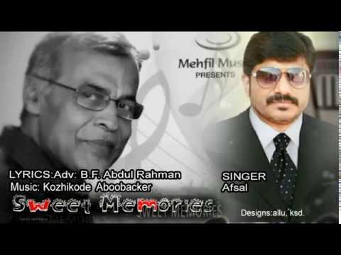 Afsal Hits Malayalam Mappila Songs 2k18