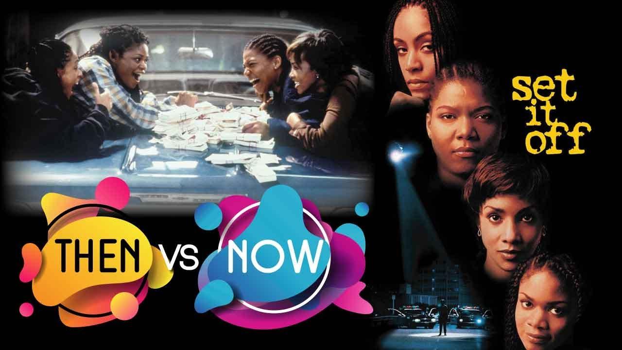 Download Set It Off Movie Cast Then vs Now