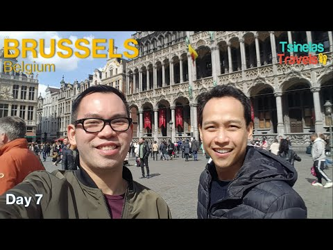 Europe Solo Travel Day 7 of 30 - Brussels, Belgium