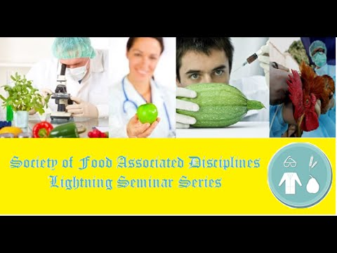 Society of Food Associated Disciplines (SOFAD) Lightning Seminar Series Finale 2014/11/18