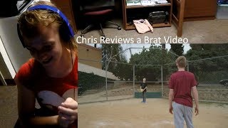 Chris Reviews ''Chicken Girls The Movie Bloopers'' by Brat