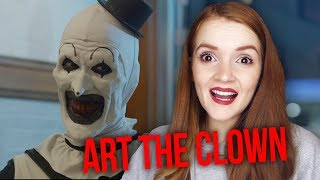 WHO IS ART THE CLOWN?! 🤡Part 1