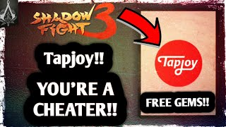 Shadow Fight 3 Free Gems: Tapjoy You're Cheating!!