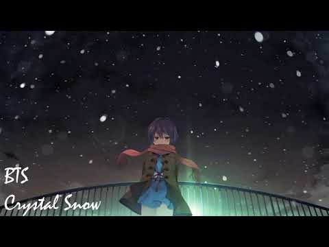 Nightcore - Crystal Snow (Japanese ver.)   BTS (防弾少年団)