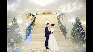 Волшебная зимняя свадьба