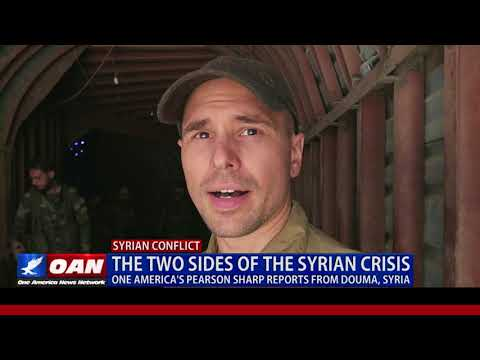 The Two Sides Of The Syrian Crisis
