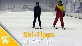 Skifahren: Tipps für Anfänger vom Profi