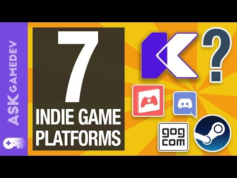 Best Sales Channels for your Indie Game [2018]
