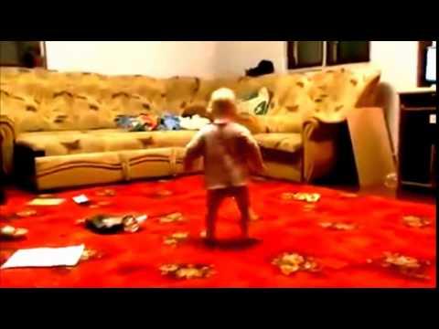Мега танцы малышей!  Дети!  Приколы 2015!