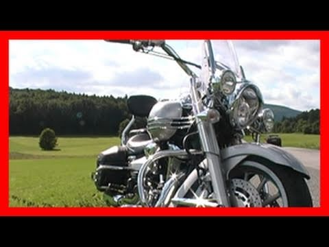 Yamaha XV1900 Midnight Star tested by 1000PS