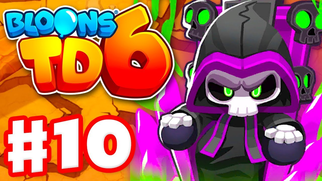 Bloons TD 6 Walkthrough and Guide Part 9 to 12 – Marvin Games