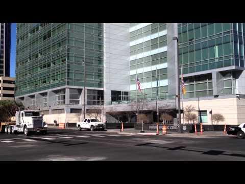 Union Pacific Delivers Omaha's 2013 Christmas Tree