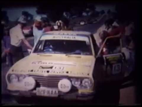 1977 SIA London To Sydney Marathon