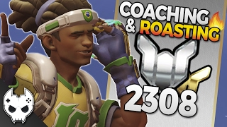 Overwatch Coaching and Roasting - Lucio - Platinum / Gold 2308