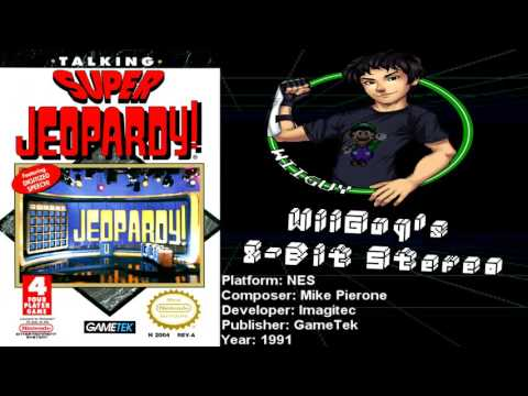 Super Jeopardy! (NES) Soundtrack - 8BitStereo