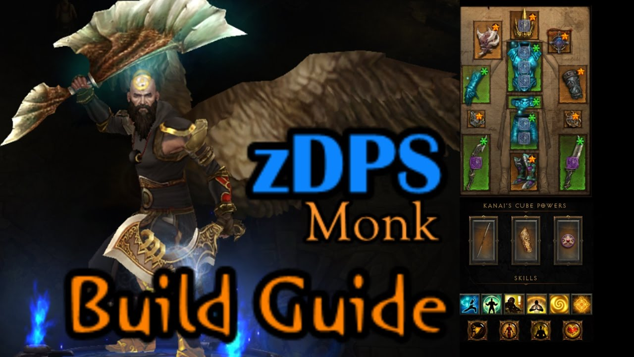 Monk Support Build