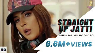 Shehnaaz Gill : Straight Up Jatti | Ft. Harj Nagra (Full Video) Himansh Verma | New Song 2020