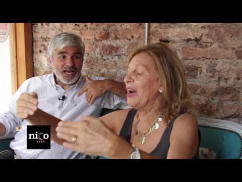 NICOLATE SHOW cap 18   Señora Sonia 2017