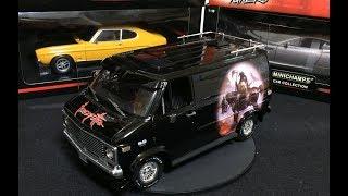 O Chevy Custom Van 1974 é um furgão que vai levar você pra dar uma ...