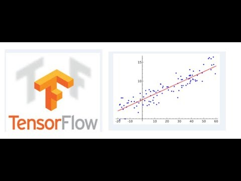 Learning Tensorflow with linear regression
