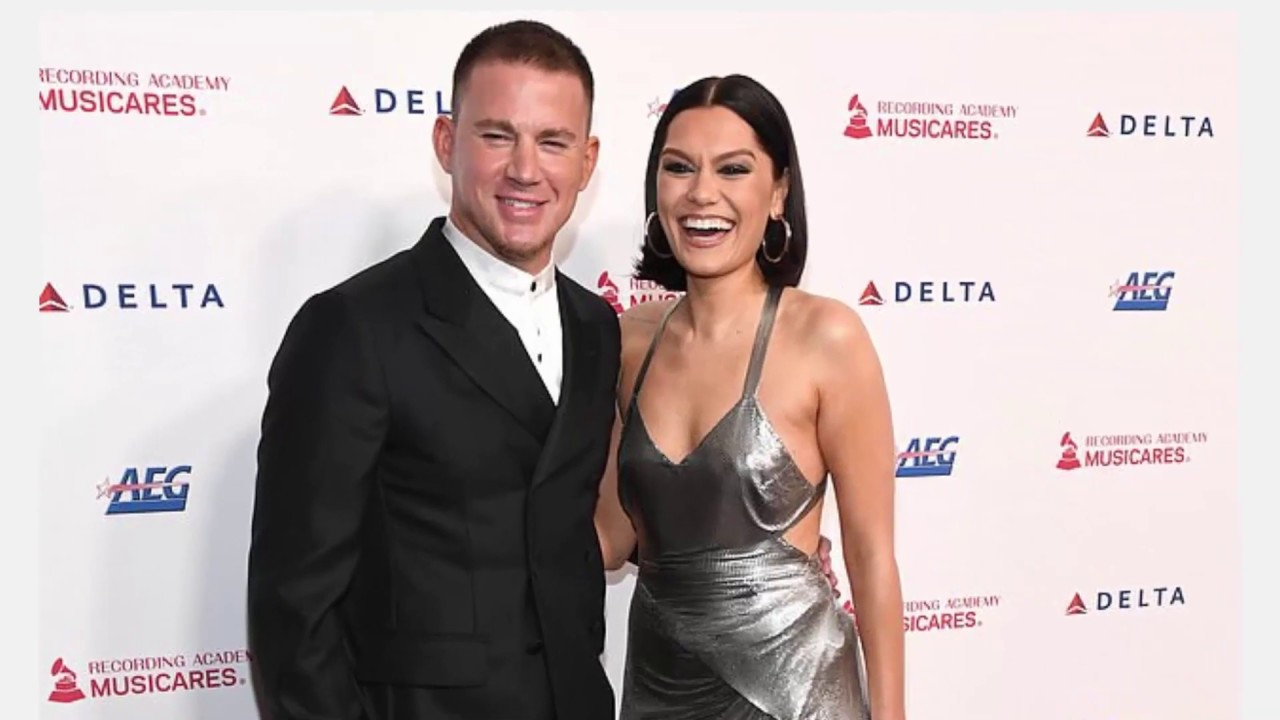 Jessie J and Channing Tatum celebrate reunion with red carpet ...