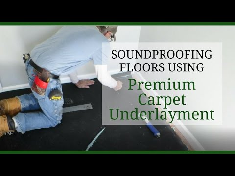 Soundproofing products, material, & solutions| Sound