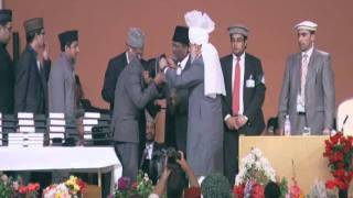 Jalsa Salana UK 2011: Urdu Nazm & Prize Giving
