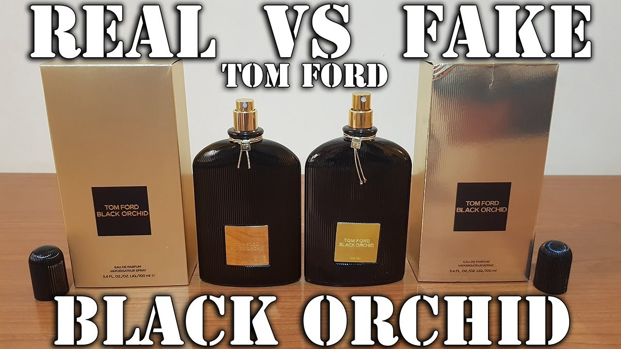 Fake Fragrance Black Orchid By Tom Ford Youtube