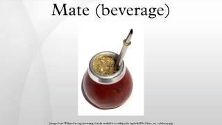 Mate (beverage)