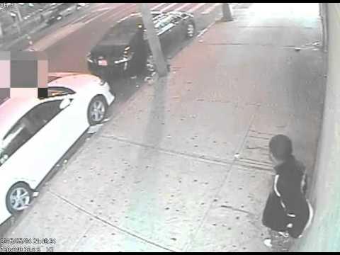Man Seen On Video Opening Fire Outside Bronx Liquor Store