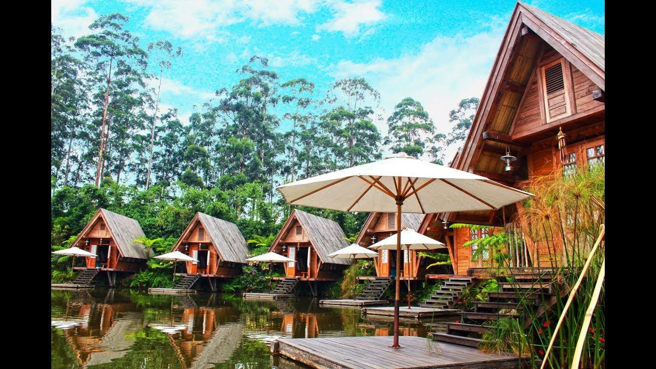Daftar Harga Penginapan Dan Camping The Lodge Maribaya