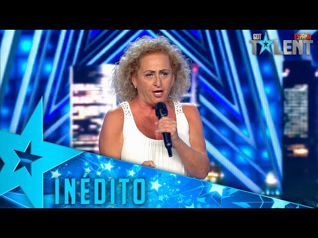 El EMOTIVO HOMENAJE de esta cantante a su marido fallecido   Inéditos   Got Talent España 2021