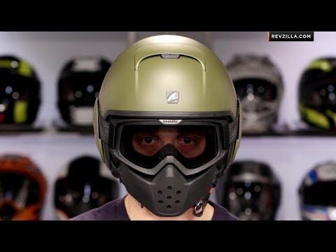 Shark Raw Helmet Review at RevZilla.com