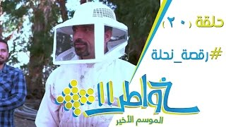 #خواطر11 | الحلقة 20 | رقصة نحلة