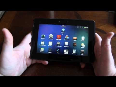 Throwback review BlackBerry Playbook