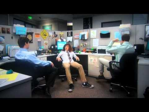 Workaholics Preview - 401k Laser