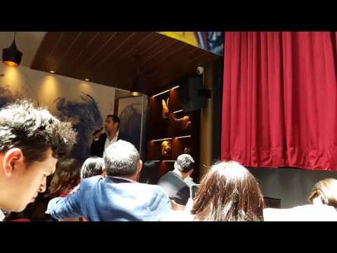 Video de Peter Manjarrés & Juancho De La Espriella cantando