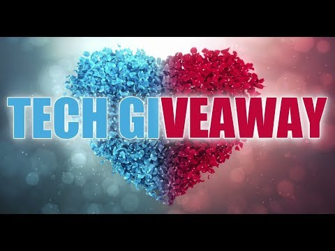 Valentines Day Tech Surprise GIVEAWAY - 3 PRIZES - 3 ...